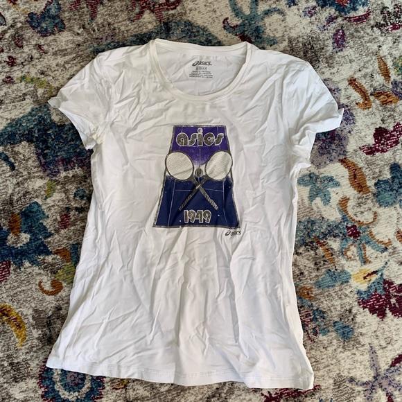 f892a400 ASICS tennis T-shirt 🎾